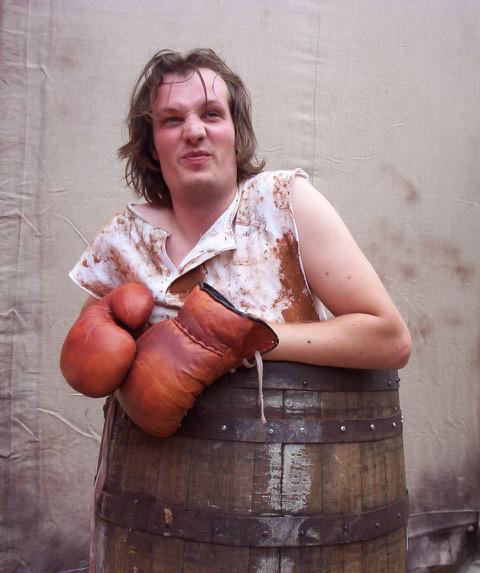 haigh barrel-1